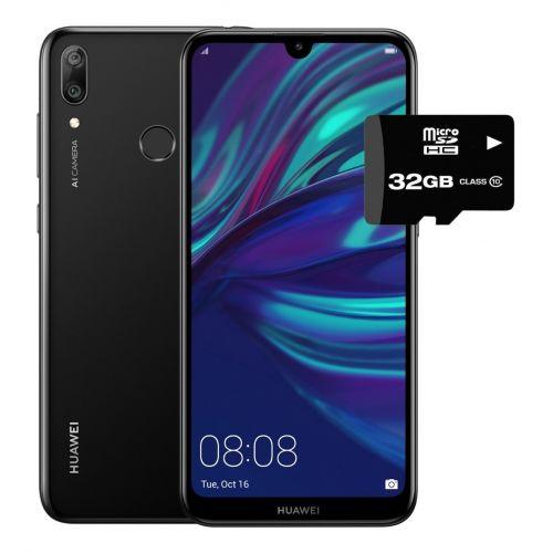 Celular Huawei Y7 2019 32gb + 32gb Dual Sim Original 1 Año Garantia