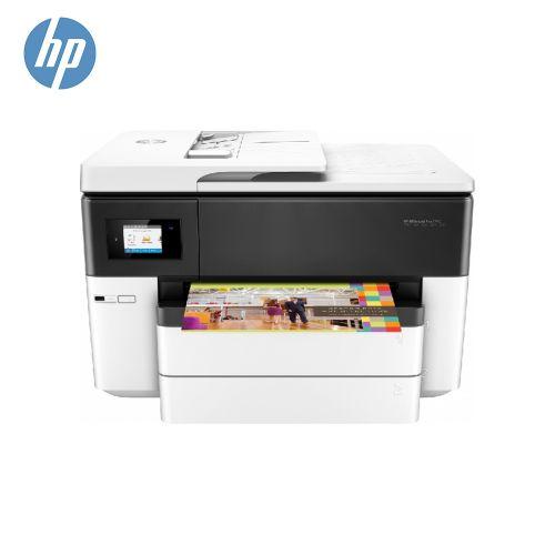 HP Multifuncional Inyeccion a color 7740