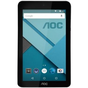 "Tablet AOC A726 7"" 8GB Android 6 Negro"