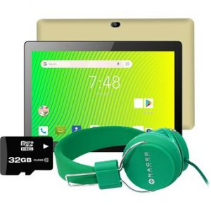 "Tablet Hyundai Koral 10W2 10.1"" 16Gb 1GB ram + KIT - Color Dorado"