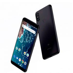 Celular Xiaomi Mi A2 64gb Dual Sim Negro