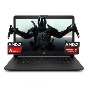 Laptop Hp 14 Amd A4 9125 Ssd 32gb 4gb Radeon R3 W10