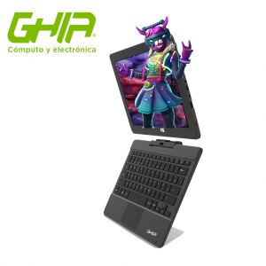 Laptop Bundle Ghia 2 en 1 Detachable BL1 11.6 Ips  Intel Z8350 4 Nucleos 2 GB