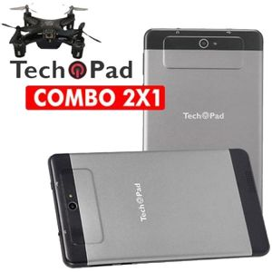 "Oferta 2x1 Combo Tablet TechPad 7"" 3GR 16gb 3G + 1 Drone"