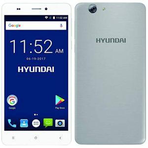 """Hyundai Smartphone Eternity A62, 6.0"""", 16 GB, Silver"""