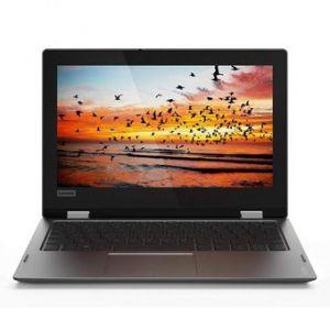 "Laptop Lenovo YOGA 330-11IGM 11.6"" Touch Pentium N5000 4GB RAM 128GB SSD-PLATA"
