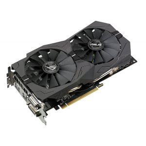 Tarjeta de Video Asus Rx 570 Strix oc 4gb Aura Sync