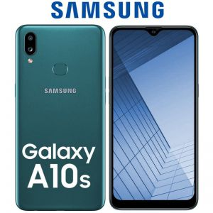 Celular Samsung Galaxy A10s 32gb Cámara Dual Android - Verde