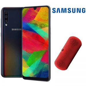 Celular Samsung Galaxy A50 64GB 4Gb Ram Single Sim + Bocina - Negro