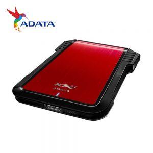 CARCASA ADATA EX500 XPG PARA DISCOS DUROS ROJO CASE PC