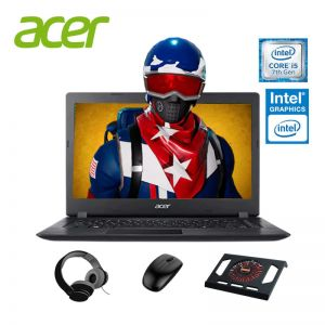 Laptop Acer Aspire A315 I5 7200u 6gb Ram 1tb 15 + Kit