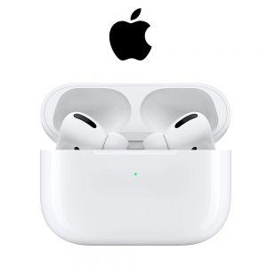 Audífonos Inalámbricos AirPods Pro Apple Blanco Originales con cacelación de ruido