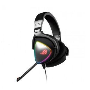Diadema Gamer Asus Rog Delta Con Hi-Res Iluminación RGB