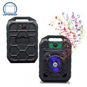 Bocina Ghia Bluetooth Recargable 2000w Portátil