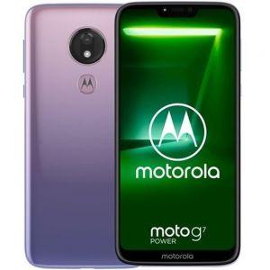Celular Motorola G7 Xt1955-2 4gb 64gb Moto G7 Power Violeta