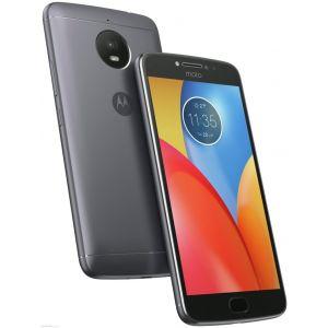 Celular Motorola Moto E4 Plus 16GB Gris Metálico