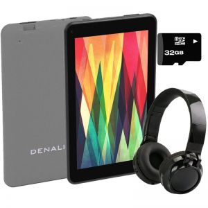 "Tablet Denali E-TAB 2 7"" 1GB ram 8 GB interno Android 8.1 2MP + KIT"