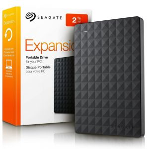 DISCO DURO EXTERNO 2TB SEAGATE EXPANSION PORTATIL