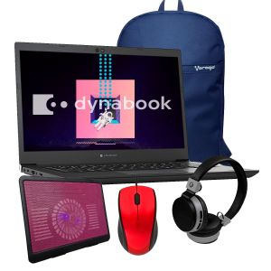 LAPTOP DYNABOOK TECRA A40-G CELERON 4GB-SSD 128GB