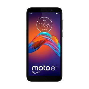 Moto e6 PLAY Dual SIM NEGRO