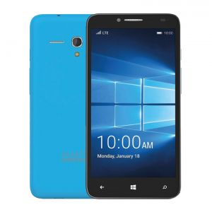 66242f3819e Alcatel One Touch Fierce XL Windows 10 Azul 16GB 8MP