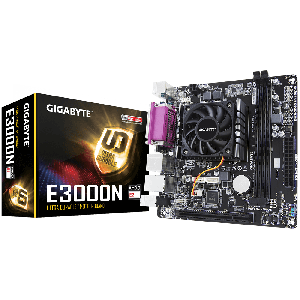 Tarjeta Madre Gigabyte GA-E3000N Apu Amd Integrado Radeon HD 8280