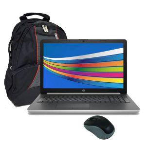 "Laptop HP 15-DB0031NR AMD A9-9425 2TB 12GB Ram - DVD 15.6"" + KIT"