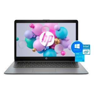 LAPTOP HP STREAM CELERON 64GB-4GB NEGRO