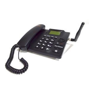 Teléfono Fijo Rural 3g Inovacel Ls-938 Liberado Single Sim - Negro