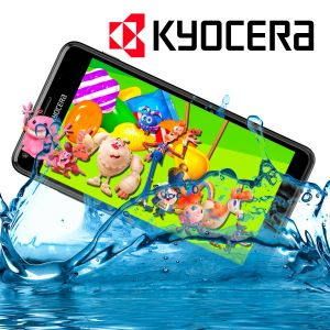 tablet kyocera hydro para niños