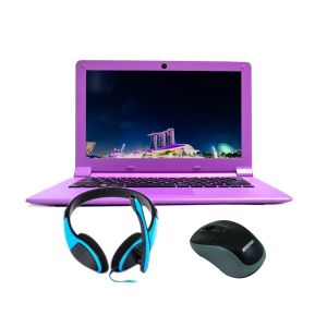 Laptop Vulcan Venture II notebook Atom 2GB ram 32GB Win10 + Kit