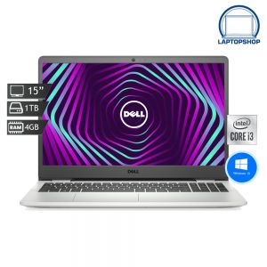 LAPTOP DELL INSPIRON 15 3501 CORE i3-1005G1 1TB-4GB PLATA 15.6""