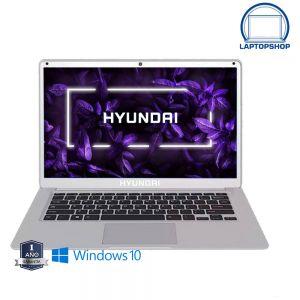 Laptop Hyundai Thinnote A Intel Apollo Lake N3350 64GB-4GB Silver