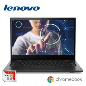 LAPTOP LENOVO CHROMEBOOK 14E AMD A4 64GB-8GB