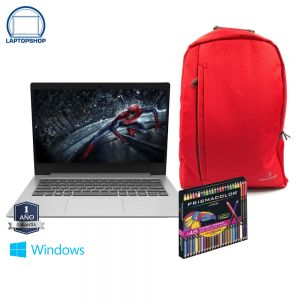 LAPTOP LENOVO IDEAPAD SLIM 81VS 64GB-4GB + KIT