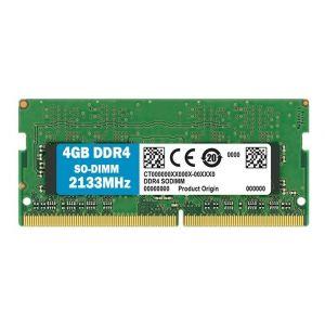 MEMORIA RAM DDR4 4GB VARIOS MODELOS SODIMM DDR4 4GB