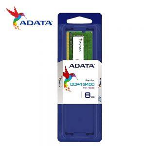 MEMORIA RAM ADATA DDR4 8GB 2400 MHZ/ SODIMM/ 1.2 V