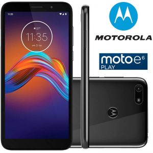 Celular Motorola Moto E6 Play 32GB 2Gb Ram – Negro