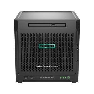Servidor HPE MicroServer Gen10 Amd Opteron X3421 2.1GHz Ram 8GB Ssd 4TB SSO