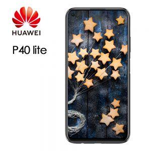 CELULAR HUAWEI P40 LITE  E 64GB DUAL SIM NEGRO