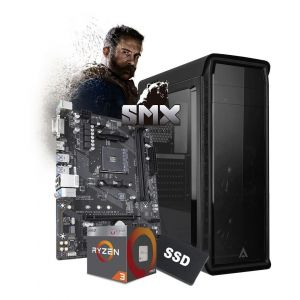 Pc Gamer Cpu Ryzen 3 Ssd 240gb Ram 8gb Radeon Vega
