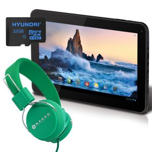 Tablet Hip Street Equinox 2 10.1'', 8GB, 1024 x 600 Pixeles, Android 4.0 Ice Cream, Negro