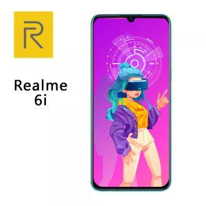 CELULAR REALME 6I 3GB-64GB AZUL DUAL SIM RMX2040