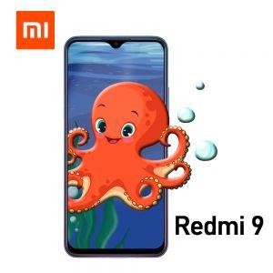 smartphone xiaomi redmi 9 purple 64gb
