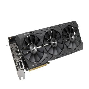 Tarjeta de Video Asus Radeon Rx 580 Strix Gaming  Oc