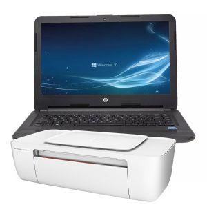 Laptop Hp 240 G5 Intel Celeron Ram 4gb Dd 500gb