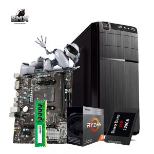 PC AMD RYZEN 3 3200G