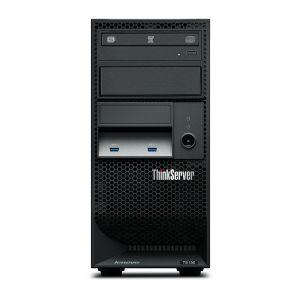 Servidor Lenovo Thinkserver TS150 Intel Xeon E3-1225 V6 3.3GHz Ram 8gb SSD 4TB SSO