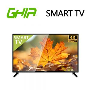 TELEVISION LED GHIA 55 PULG SMART TV UHD 4K