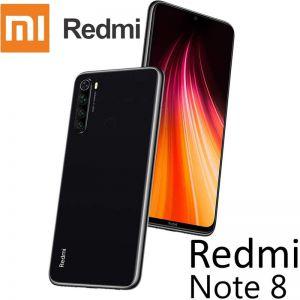 Celular Xiaomi Redmi Note 8 64gb Ram 4gb Quad Cámara 48mp Negro